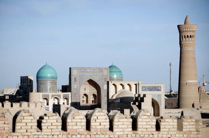 4-Day Pearls of Uzbekistan Tour