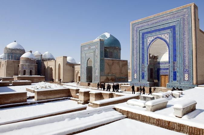 7-Day Tour: Under the Open Sky of Uzbekistan