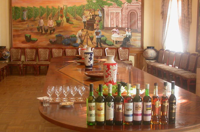 Wine Tasting Tour in Samarkand