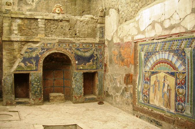 Herculaneum Express Tour by Local Train