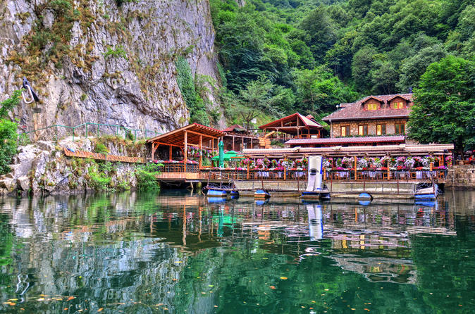 Half-Day Tour from Skopje: Millennium Cross and Matka Canyon