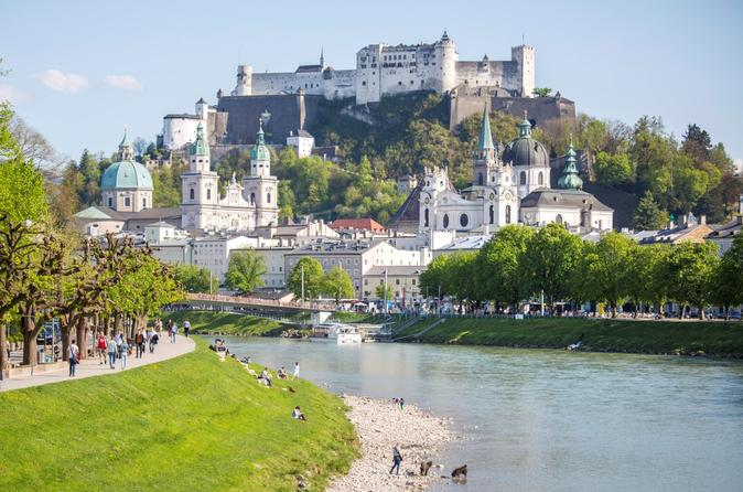 Dinner and Mozart at Salzburg Fortress with River Cruise