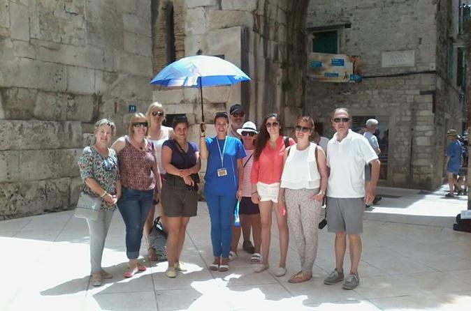 Split Walking Tour and Wine tasting