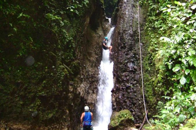 Canyoning Discovery in Dominica