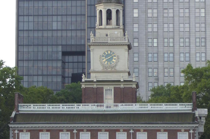 2-Day Trip Philadelphia City Tour from Boston