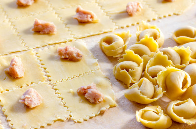 Homemade Pasta Cooking Class in Tuscany