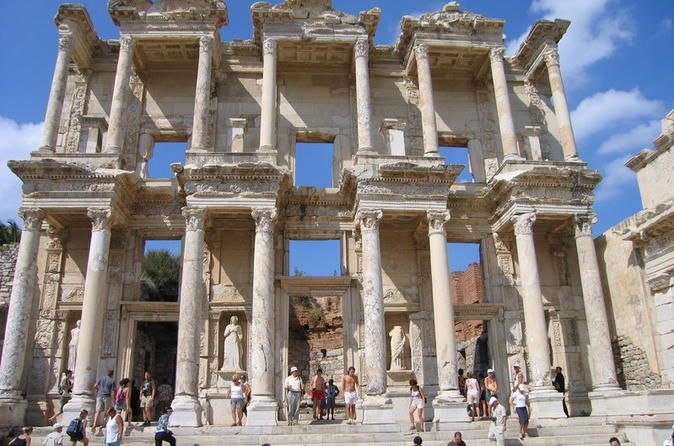 Ephesus , The House of Virgin Mary , The Temple of Artemis Tour