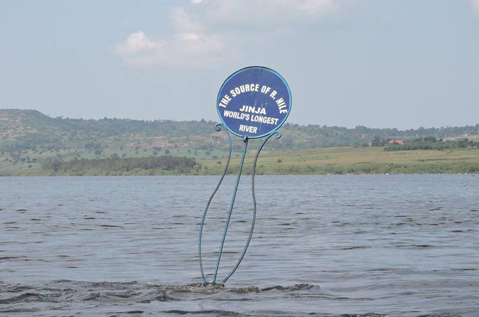 1 Day Jinja source of the River Nile tour
