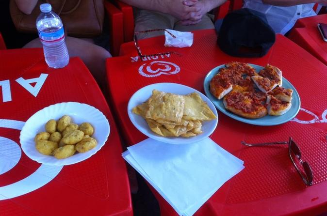 Last minute Palermo Walking Tour and Street Food (2 person minimum)