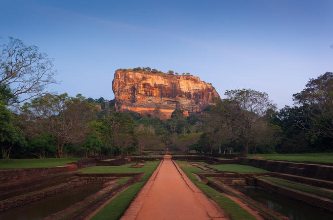 Day Tour: Sigiriya Rock and Village Tour from Sigiriya