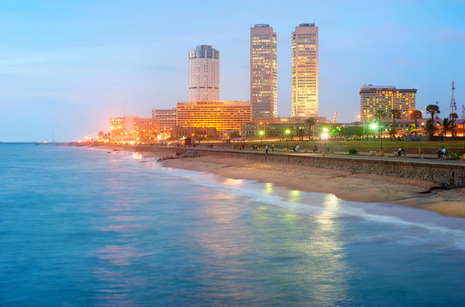 Private Day Tour: Colombo City Tour from Negombo