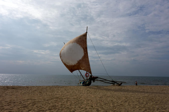Private Day Tour: Traditional Fishing Village Cycle Tour from Negombo