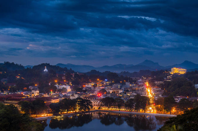 Private Full-Day Tour of Kandy Sights Including Kandy Cultural Dance Show