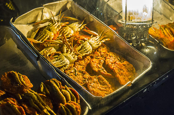 Private Half Day Tour - Colombo Street Market and Street Food Experience Tour