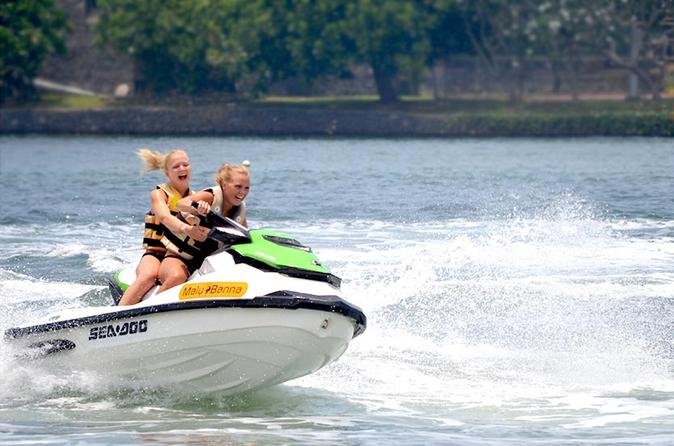 Private Tour: Watersports Adventure in Bentota