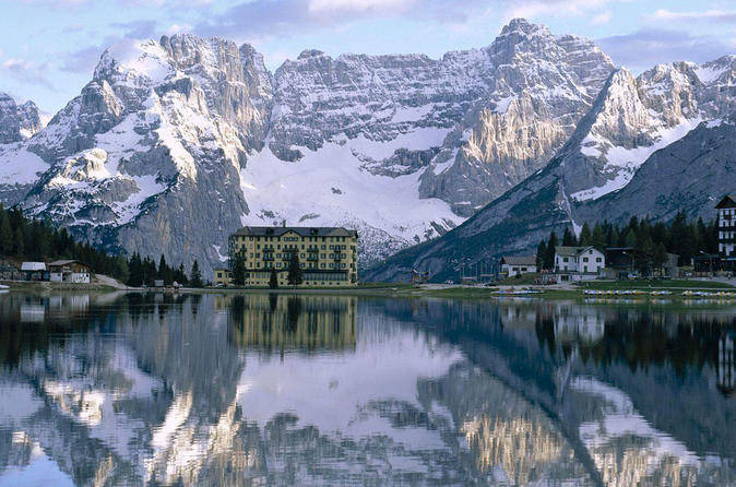 Dolomites Day Trip From Cortina D 39 Ampezzo In Italy