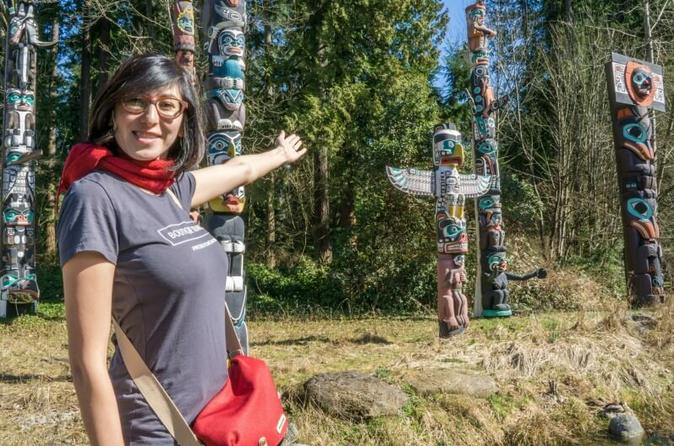 Private Stanley Park 3-Hour Guided Walking Tour in Vancouver