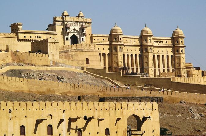 Full-Day Jaipur Sightseeing Tour with Same-Day Flights from Mumbai