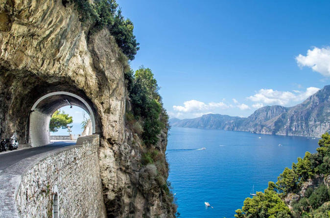 Amalfi Coast Tour - Small Group
