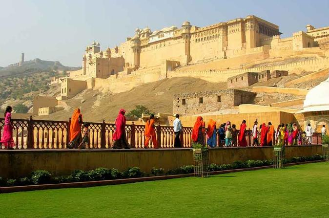 Jaipur car rental full Day private tour