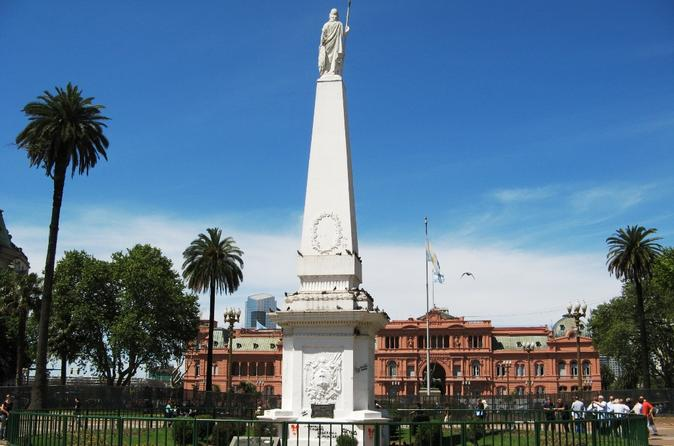 Small-Group Full-Day Buenos Aires Walking Tour