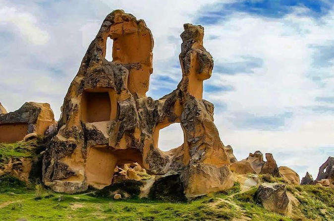 Cappadocia Tours from Istanbul by bus 3 days 2 night