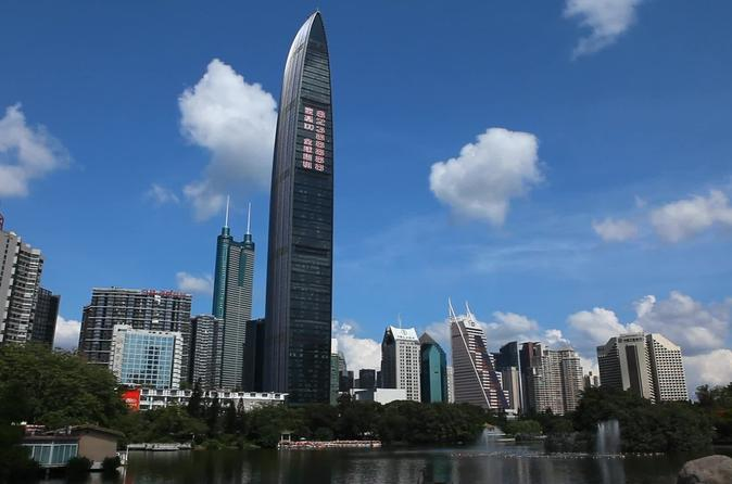 Private Shenzhen Day Tour by Public Transportation from Hong Kong or Shenzhen