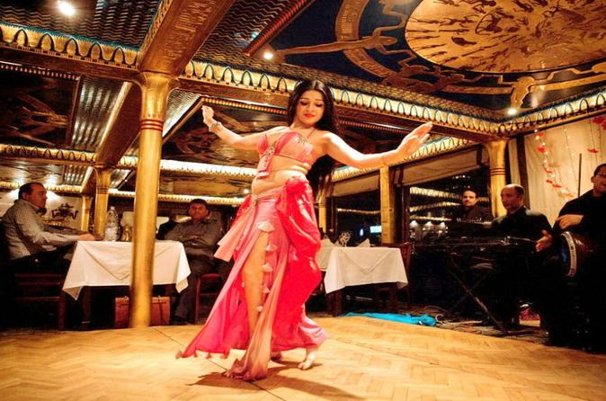 Dinner Cruise On the Nile with Belly Dancing Show