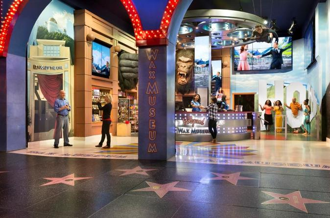 Hollywood Wax Museum Admission Ticket In Los Angeles