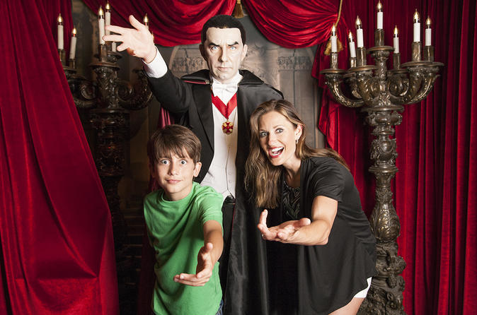 Hollywood Wax Museum and Guinness World Records Museum Combo Admission