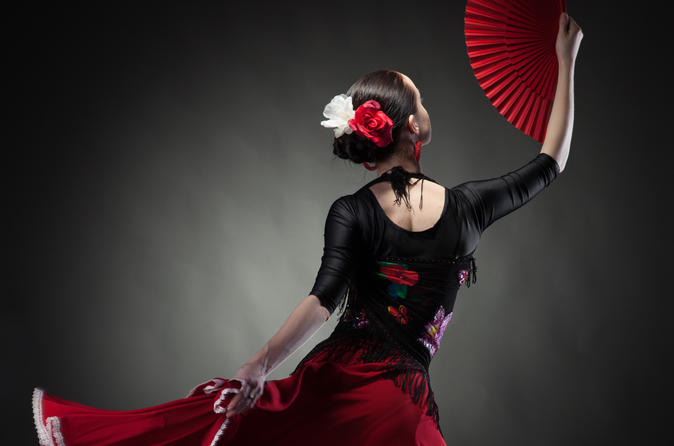 Private Walking Tour, Tapas Dinner & Flamenco Show
