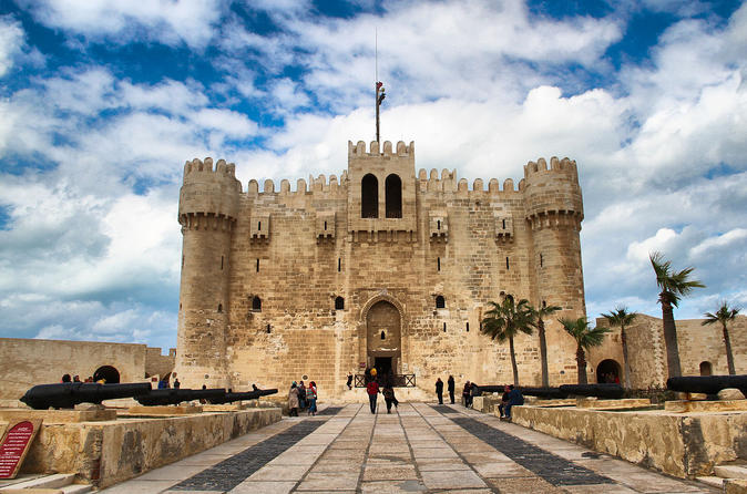 Private Alexandria Day Excursion From Alexandria Port