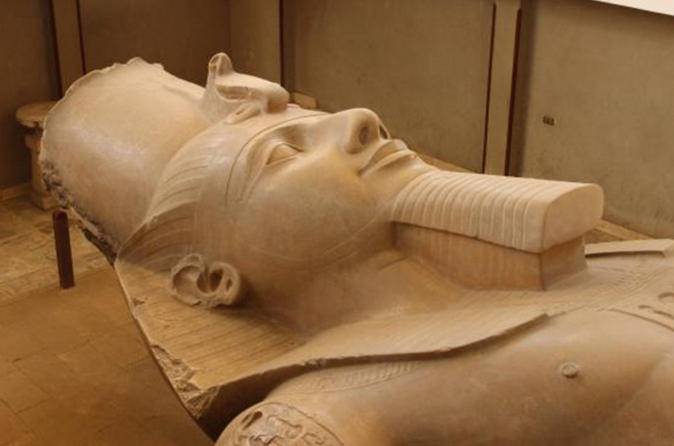Private Day tour to Sakkara and Memphis from Cairo
