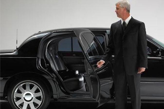 Private Arrival Transfer from Baku Heydar Aliyev International Airport to Baku City Hotels