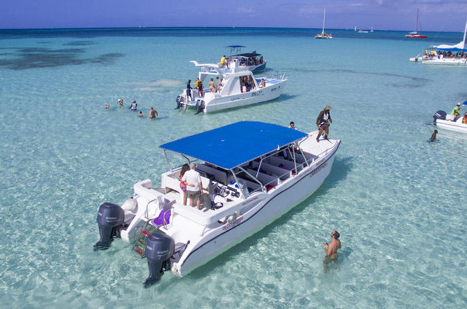 Saona Island Excursion from Bayahibe