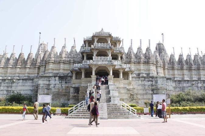 Private Full-Day Tour To Ranakpur And Kumbalgarh From Udaipur