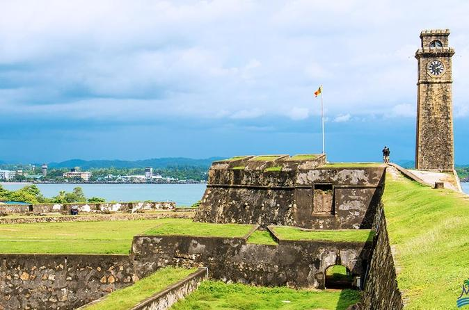 Family-Friendly Private Galle City Tour
