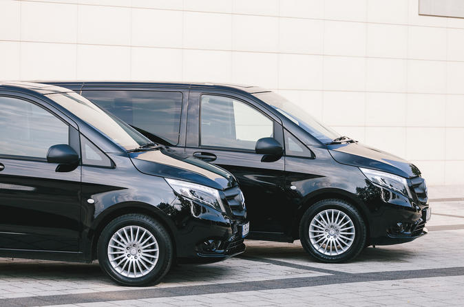 Private Arrival Transfer from Podgorica Airport to Dubrovnik City