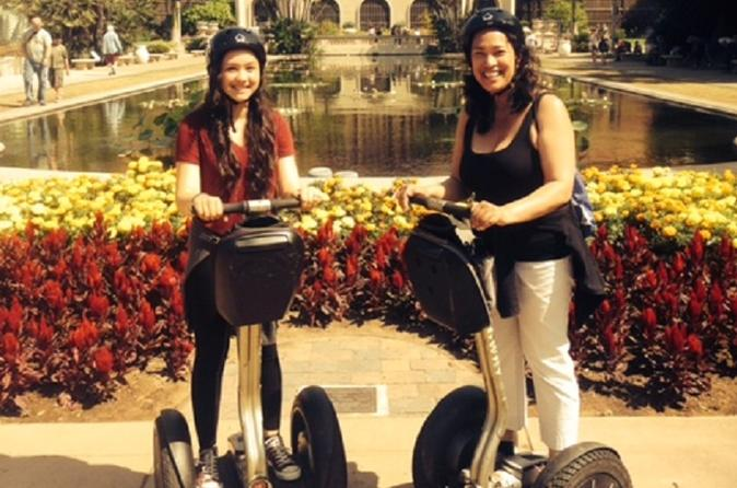 Private Scenic San Diego Segway Tour