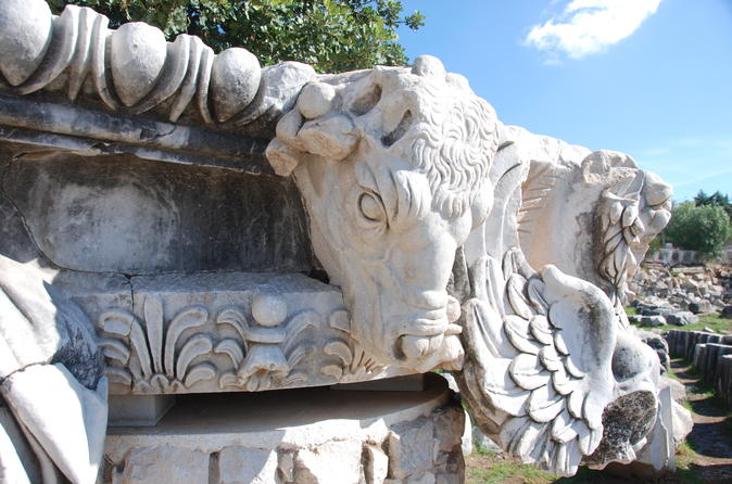 Shore Excursion: Ancient Cities of Miletus, Didyma and Ephesus Private Tour