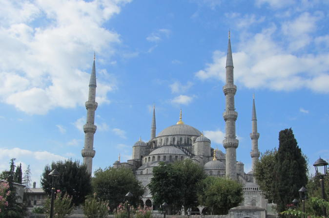 Istanbul: Top Attractions Tour with Skip-the-line Tickets