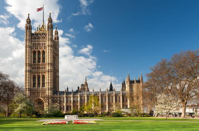 Half-Day London Houses of Parliament and Westminster Abbey Walking Tour