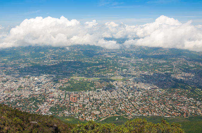 Caracas Sightseeing Tour Including Cable Car Ride
