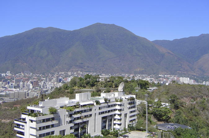 Shared Arrival Transfer: Airport to Caracas Hotels