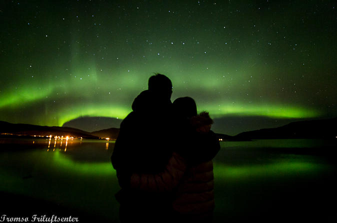 Northern Lights Chase from Tromso
