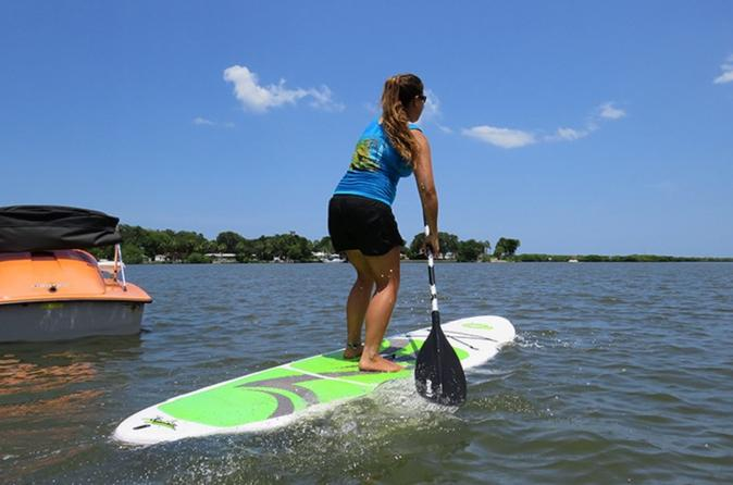 Stand-Up Paddle Board Rental in Daytona Beach