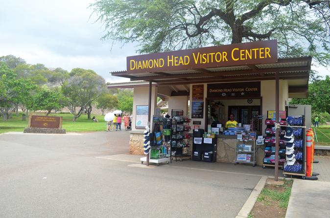 Diamond Head Hiking Narrated Tour