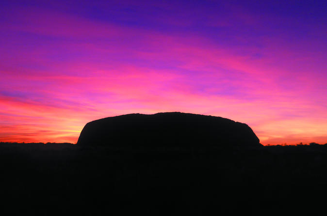 Ayers Rock to Alice Springs 3-Day Camping Tour with Uluru