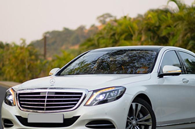 Private New Delhi Luxury Transfer Airport to Hotel