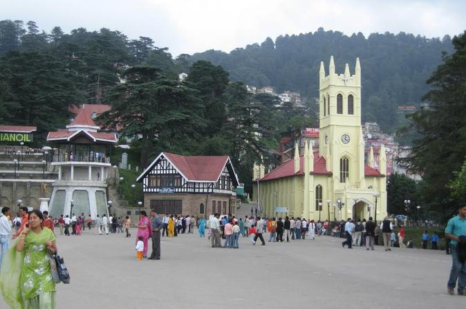 Himalayan Historical Guided Day Tour in Shimla